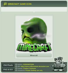 Minecraft Icon by CODEONETEAM