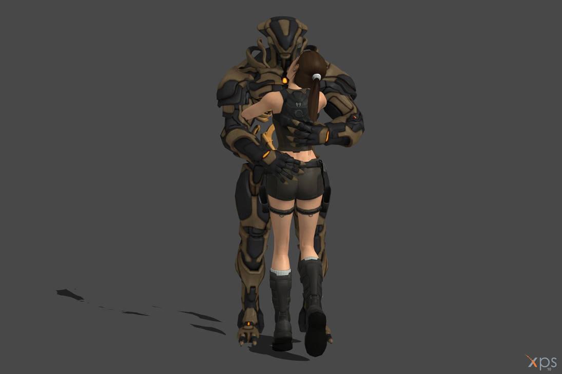 XCOM' Outsider original bones by lezisell on DeviantArt
