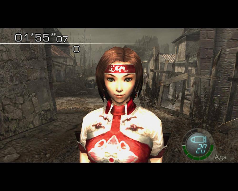 Resident Evil 4' Sun Shang Xiang mod by lezisell on DeviantArt