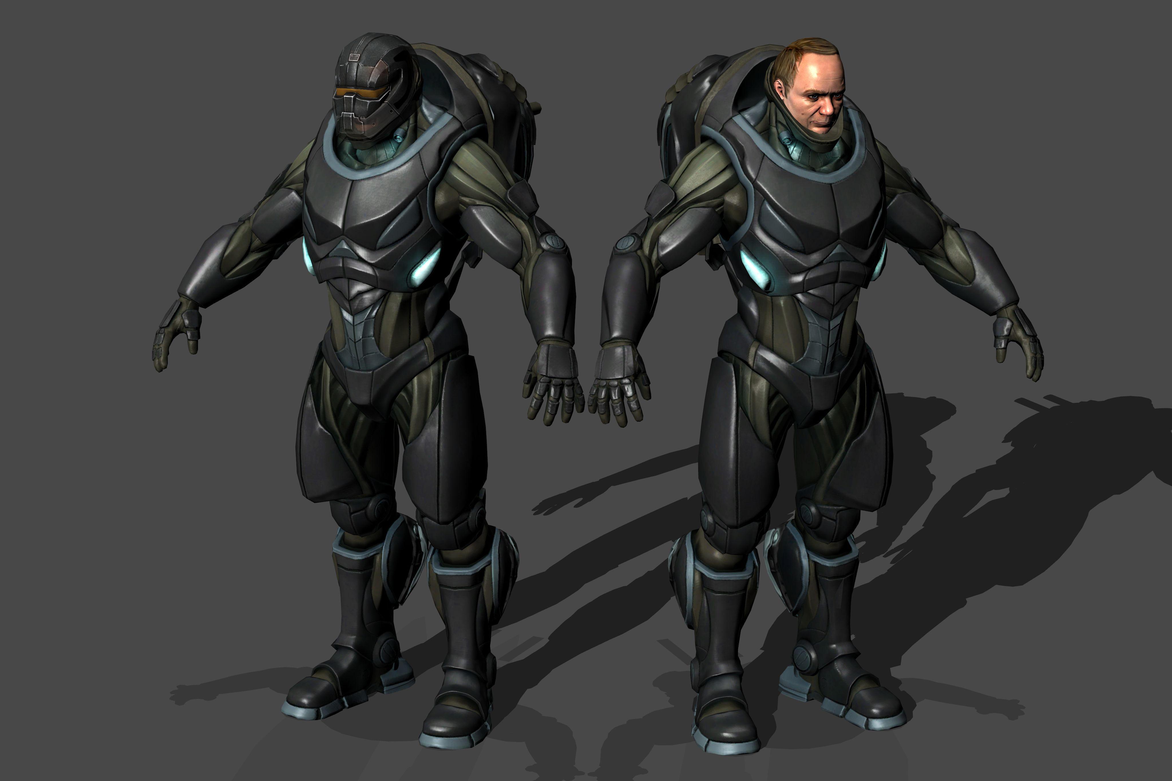 DeviantArt: More Like 'XCOM: Enemy Unknown' Sid Meier fully ...