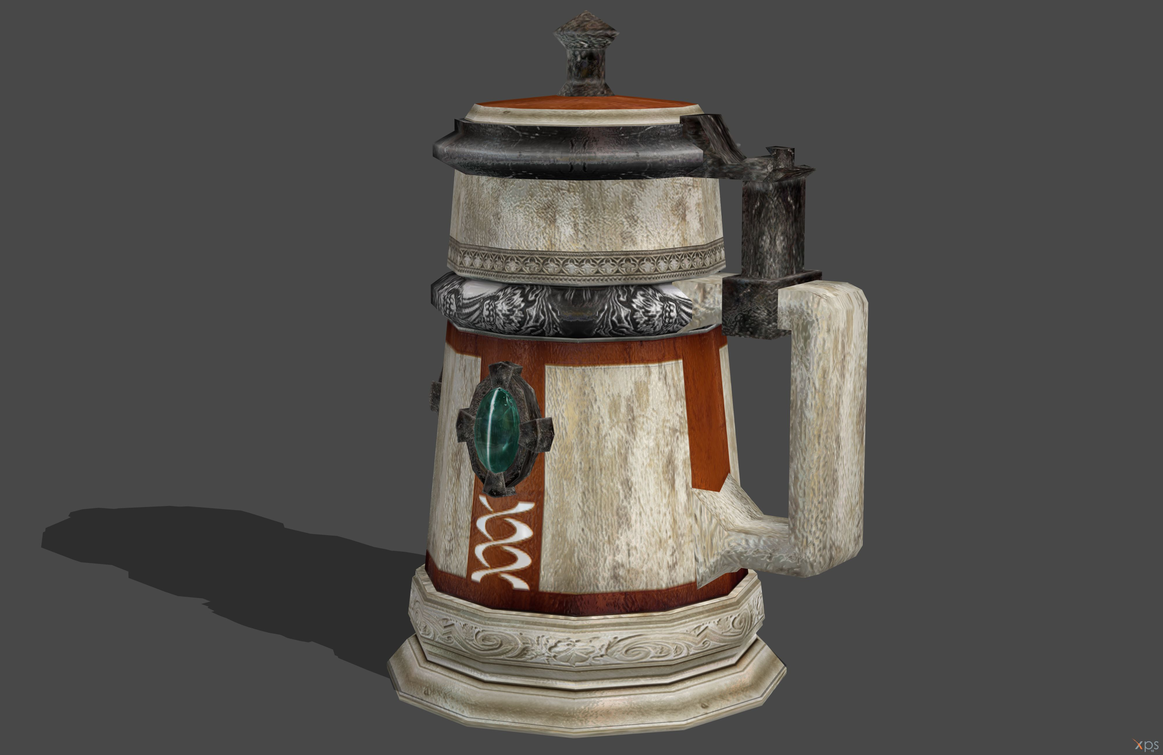 Resident Evil 4' Beerstein 2.0 XPS ONLY!!! by lezisell on DeviantArt