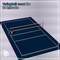 VolleyBall court by ElBorja