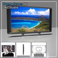 Plasma Screen by ElBorja