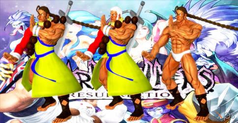 Street Fighter V Urien - Donovan Costume by JSRRemix