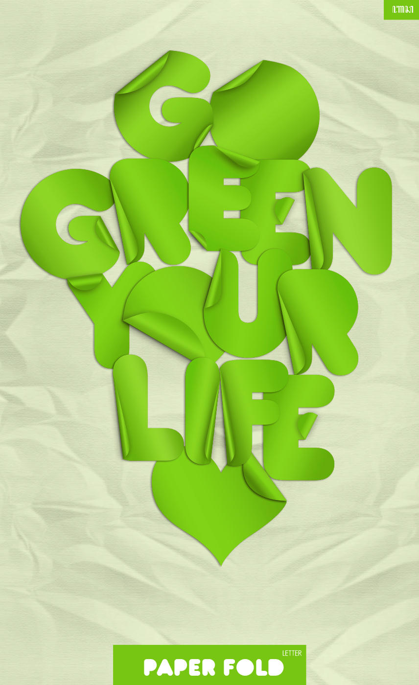 Go Green Your Life by vennerconcept