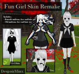 Fun Girl Custom Skin DL by LilacMinx