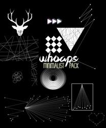 Minimalist By Whoaps (02) by gabyless