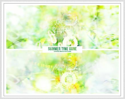 [TT#5] SUMMER TIME GONE