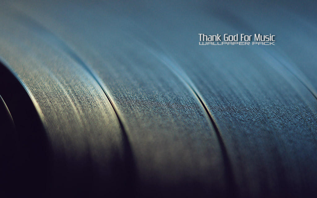 Thank God For Music Wallpaper by GeminiGM