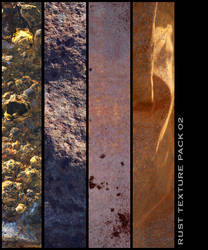 Rust Texture Pack 02