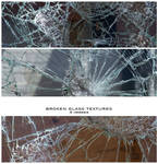 Broken Glass Textures