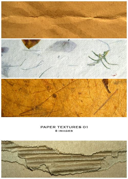 Paper Textures 01