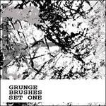 Grunge Brushes Set One