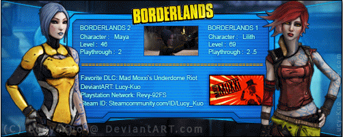 Borderlandsmaya Explore Borderlandsmaya On Deviantart