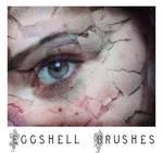 Eggshell Brushes
