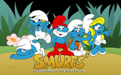 Smurfs Flash Game : Adventures of the Lost Voice by Fmaster