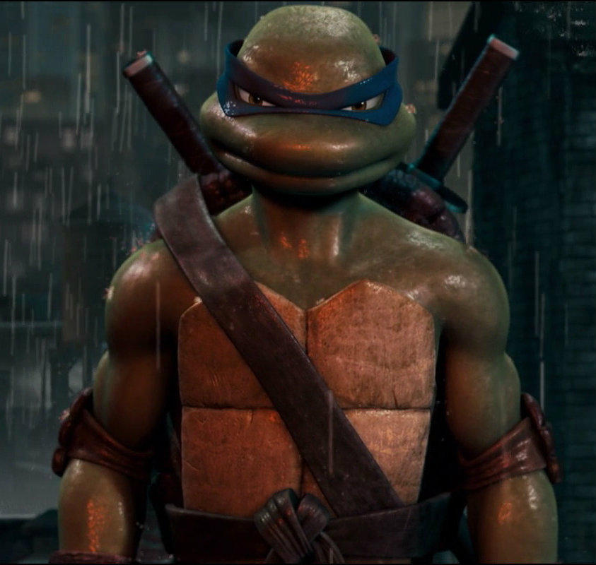 tmnt 2012 leo x reader fanfiction