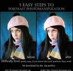 Portrait Photomanipulation Tut