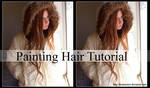 Painting Hair Tutorial