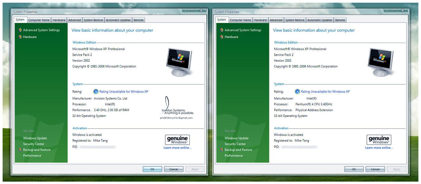 Vista System Style 1.0 by MystikDarkEchoes