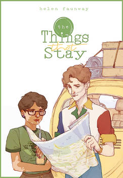 - The Things That Stay [Chs 1-8] -