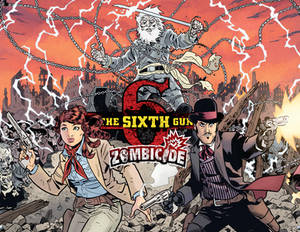 The 6th Gun Zombicide Survivor Pack