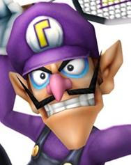 SSBB Movesets No. 7: Waluigi by BobSlasher on DeviantArt