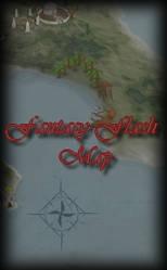 Fantasy Flash Map