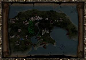 New Flash Map of Elamshin