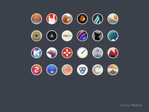Icons Geo
