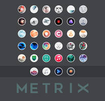 Metrix by lingkira