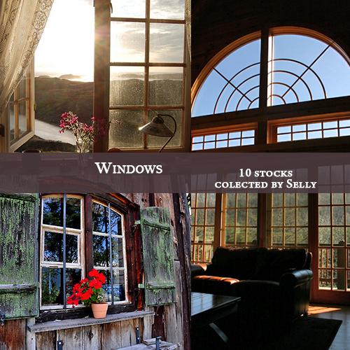 Window stocks by yoLittleJade