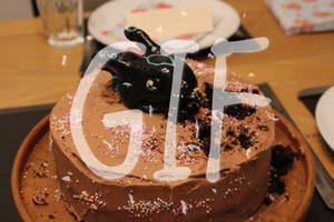 Birthday Ray GIF by BeasEasel