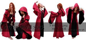 Medieval red pack