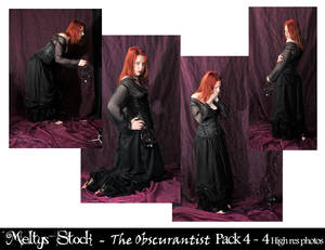 The Obscurantist - Pack 4