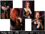The Violinist - Pack 1