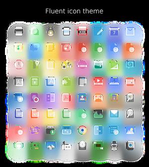 Fluent Icons Themes