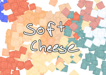 Soft cheese slices by BloodyWing