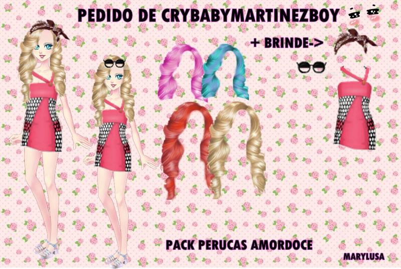 PEDIDO CRYBABYMARTINEZBOY by Marylusa18
