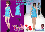 Pack amor dulce - Top model 2