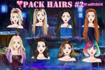 Pack Hairs 2 My candy love (UL)