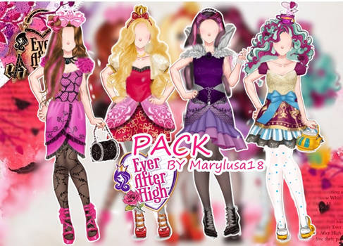 PACK AMOR DOCE UL -EVER AFTHER HIGH VOL1
