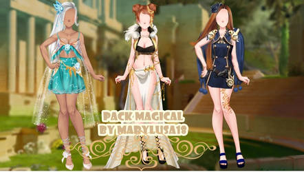 PACK AMOR DOCE-MAGICAL UL