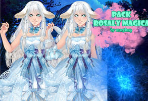 PACK ROSALY AMOR DOCE-BY MARYLUSA18