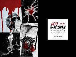 600+ Watchers Pack
