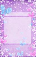 butterfly journal skin by WinxFandom