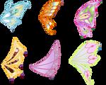 Winx Club Wing Base Pack Enchantix