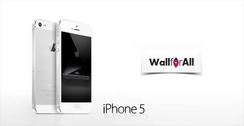 iPhone 5 by WallforAll