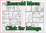 Emerald Moon Manga Pages 3-9 by Pacthesis