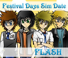 Festival Days Sim Date by Pacthesis